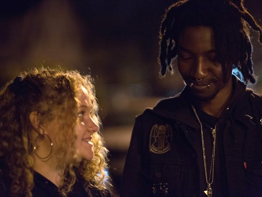 "Danielle Macdonald and Mamoudou Athie star in ""Patti"