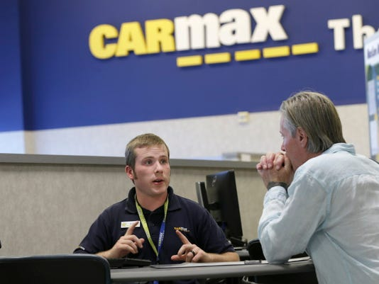 AP EARNS CARMAX F USA TX