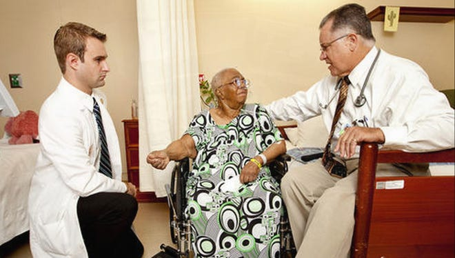 Florida has the highest population of elderly residents than any other state. FSU College of Medicine is working to take better care of them.