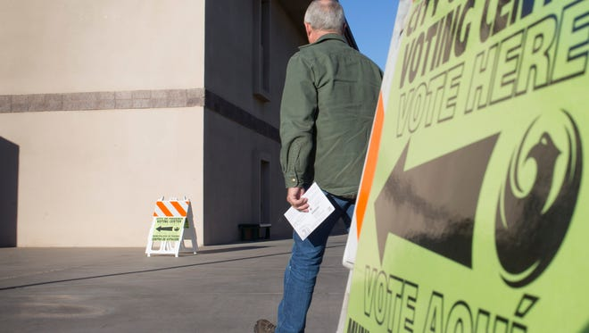 If voters approve the proposed ballot initiative, Phoenix will move to a defined-contribution retirement system under which the city contributes a set percentage of a new employee's pay to a retirement account, similar to private-sector companies that offer 401(k) benefits.