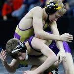 WIAA state wrestling championship gallery