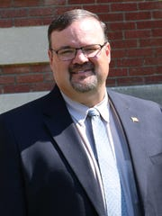 Chad Brown will become the new Licking County health commissioner in May.