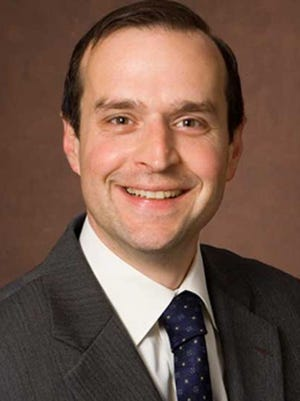 David Reingold, new dean of Purdue's School of Liberal Arts