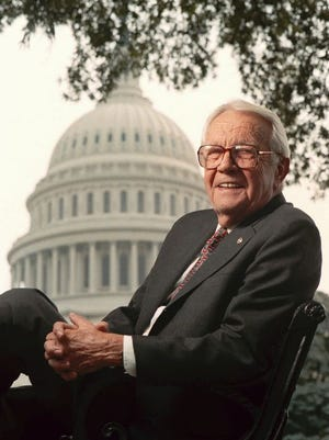 The late Sen. Wendell Ford, D-Ky.
