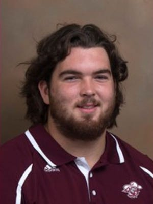Eastern Kentucky offensive lineman Colton Scurry was allegedly assaulted at an off-campus bar Saturday night.