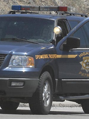 The Nevada Highway Patrol is investigating