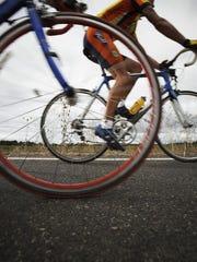 Bicyclists.