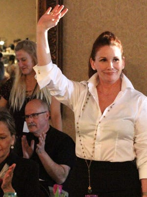 Actress Melissa Gilbert, who starred in the Little House on the Prairie TV show, now lives near Howell.