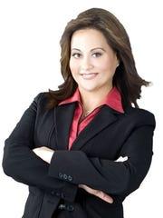Jhoana Molina es la portavoz del Departamento de Salud
