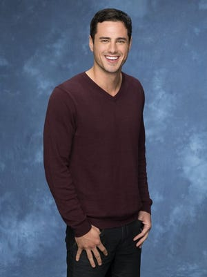 """Indiana native Ben Higgins has been named the """"Bachelor"""" for the 20th season of the ABC series."""
