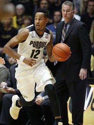 Purdue basketball's Vince Edwards