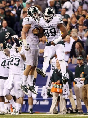 The Big Ten champion Spartans are riding a wave of momentum heading into the Playoff.