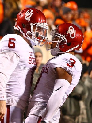 Oklahoma didn't play in a conference championship game, but has what it takes to win it all.