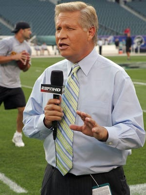 Chris Mortensen has worked at ESPN since 1991.