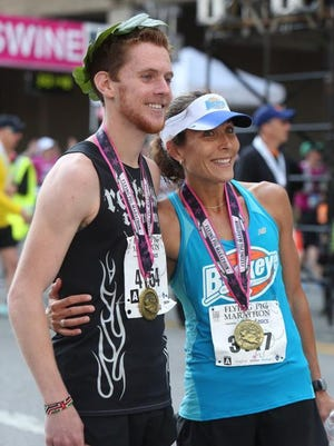 Defending Flying Pig Marathon champion Adam Gloyeske has registered for this year's event and will attempt to defend his title. Two-time reigning women's marathon winner Amy Robillard has not entered. This year's Pig festivities start April 30 and finish with the May 1 marathon and half-marathon.
