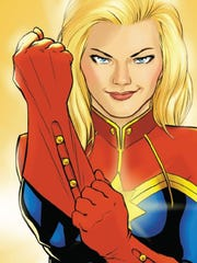 Captain Marvel has found new life amid the popularity
