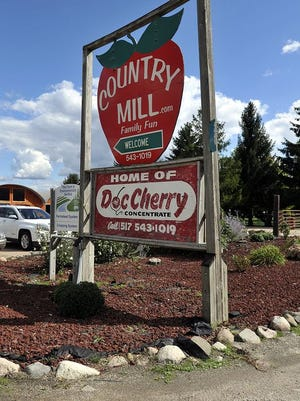 The Country Mill, an orchard between Potterville and Charlotte, can't be rented for wedding ceremonies. Owner Steve Tennes made the decision late last week after a Facebook post about his unwillingness to rent the property for same-sex marriages was shared.