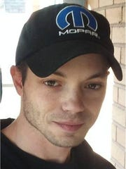 Adam Petzack, pictured here, was reported missing in