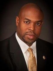 Brevard Superintendent Desmond Blackburn