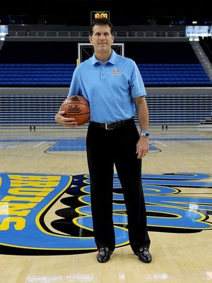 UCLA coach Steve Alford and the Bruins ousted the Cincinnati Bearcats in the second round of the 2017 NCAA Tournament.