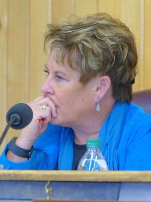 Debi Lee was hired a Ruidoso village manager in 2009.