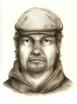 Police on Monday, July 17, 2017, released a composite sketch of a man believed to be a suspect in Delphi's high-profile double homicide investigation.