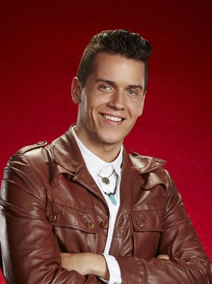 """Greenville native Daniel Griffin is on Season 7 of """"The Voice."""""""