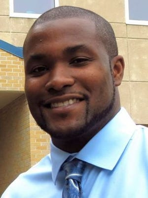 Iowa City Community School District Equity Director Kingsley Botchway