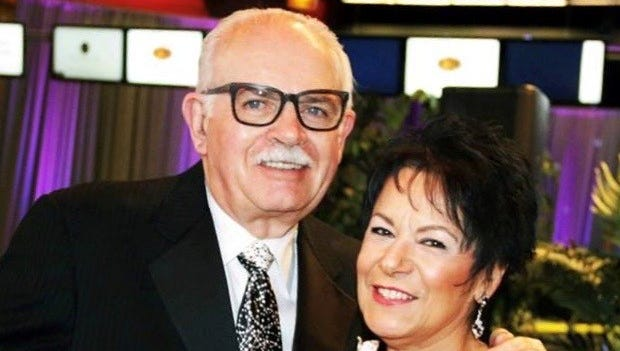 Edwin and Felicia Shaw will be honored by Variety for their 25 years as volunteers.