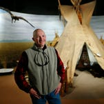 Rick Thompson is the new manager of the First Peoples Buffalo Jump State Park near Ulm.