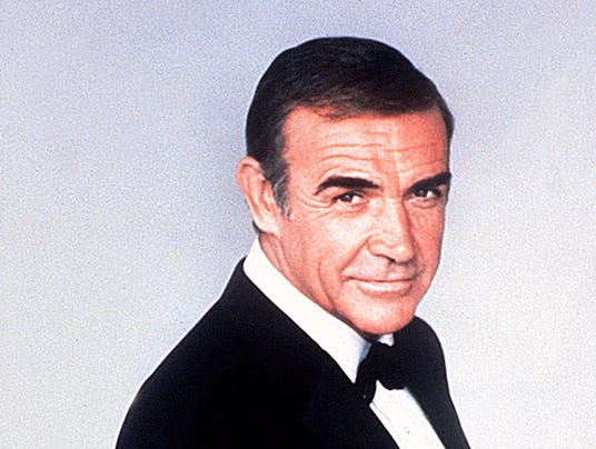 CONNERY JAMES BOND