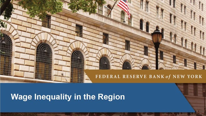 An analysis by the Federal Reserve Bank of New York indicated that Ithaca has the largest wage inequality of any metropolitan region in upstate New York.
