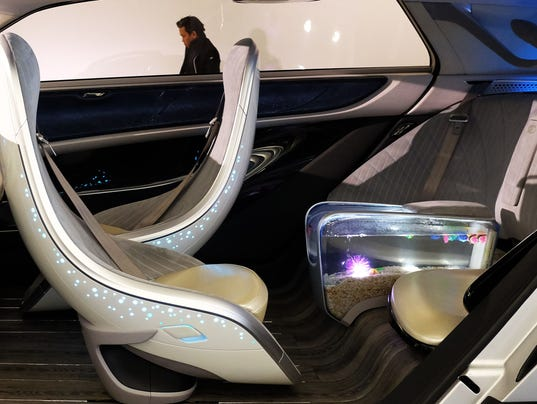 Chinese self driving car has get this a built in fish tank afp 536655709 a fin usa mi solutioingenieria Gallery