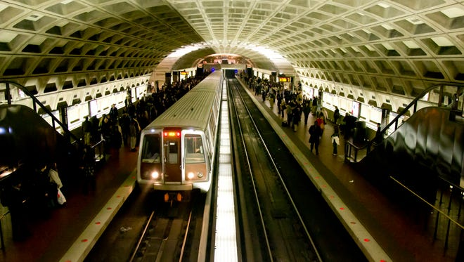 The Metro in Washington, D.C.