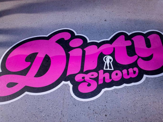 The Dirty Show returned to The Russell Industrial Center