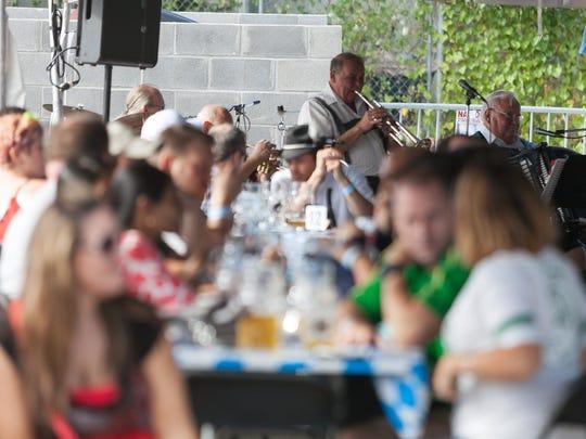 Batch Brewing Company in Detroit's Corktown neighborhood is hosting its second annual Oktoberfest celebration September 16-18.