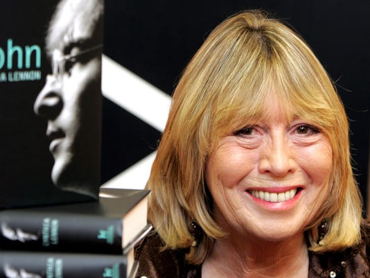 Cynthia Lennon First Wife Of John Lennon Dies Of Cancer