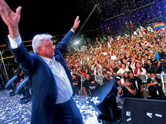 MEXICO-ELECTION-RESULTS-LOPEZ OBRADOR