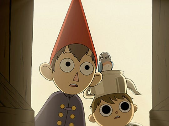 Over The Garden Wall Gets Lost In Creator S Imagination