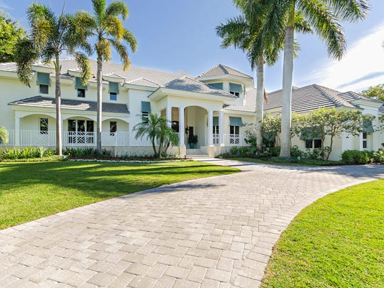 3125 Rum Row sold for $12,465,000 in 2016, making it one of the top 10 Naples home sales of the year.