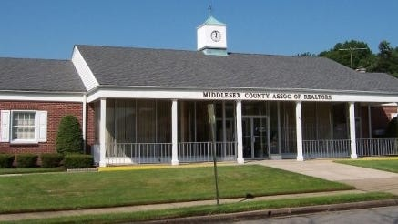 The Middlesex County Association of Realtors is based in Perth Amboy and has 2,500 members throughout the county.