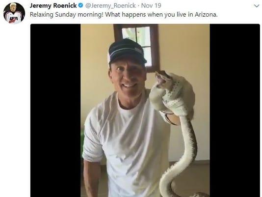 Jeremy Roenick