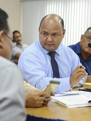 Guam Department of Education Superintendent Jon Fernandez