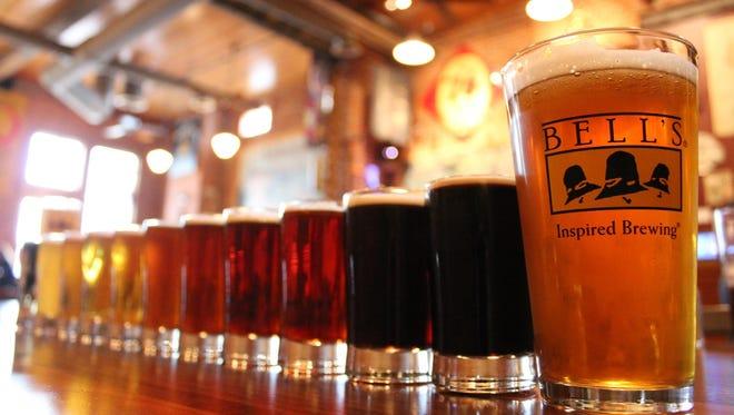 Bell's Brewery in Kalamazoo.