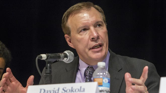 Sen. David Sokola, chair of the Senate Education Committee, proposed an amendment, then voted against the opt-out bill.
