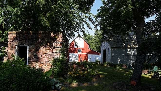 Lacey Homestead in Sioux Falls, S.D., Friday, June 24, 2016.