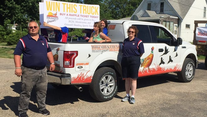 The Poweshiek County Pheasants Forever Chapter will be celebrating its 30th anniversary banquet this fall on Nov. 3 and will raffle off a new Ford 150 pickup from Steve Link Ford to be given away at the banquet.