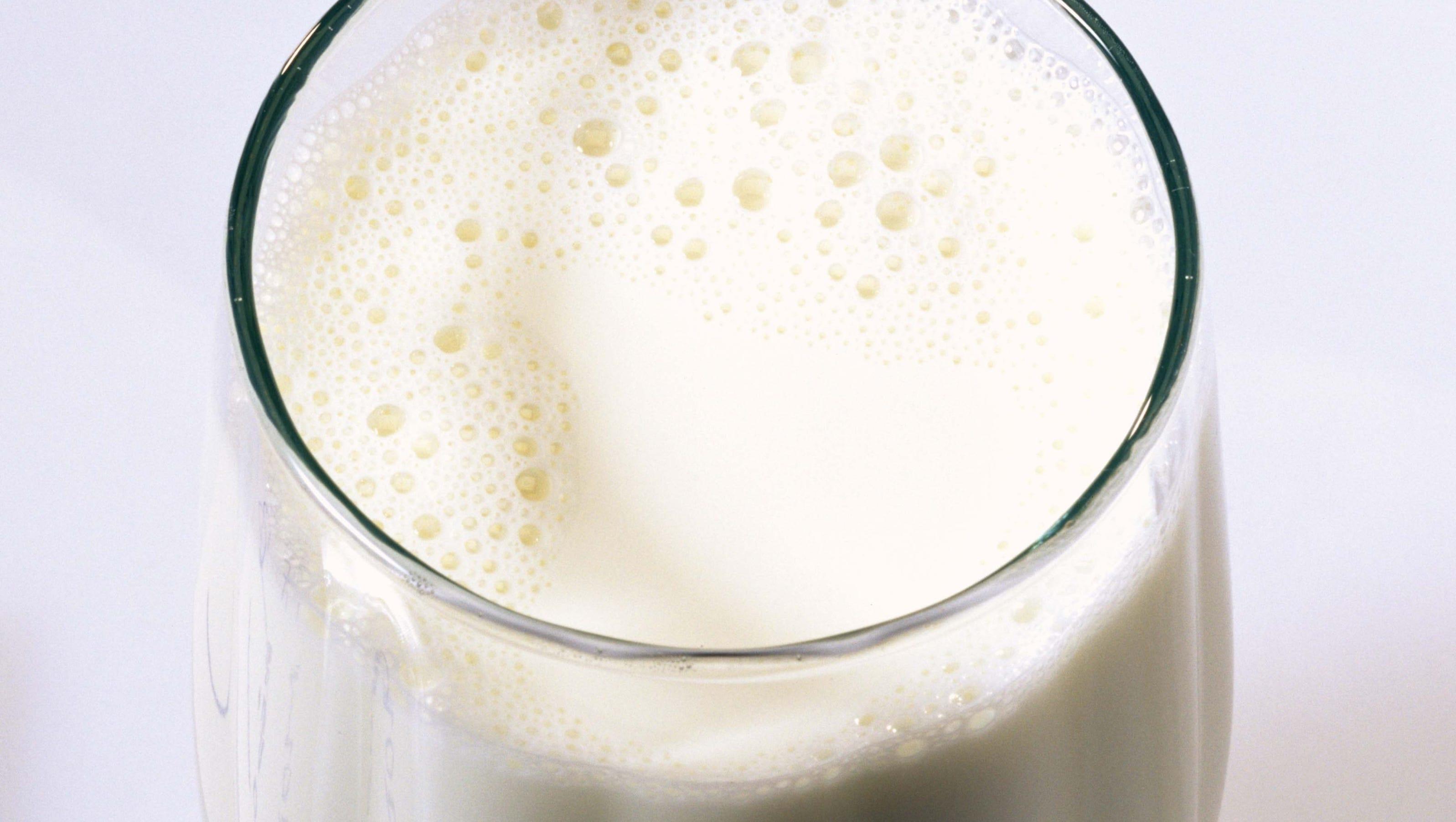 Жирность молока в домашних условиях 785