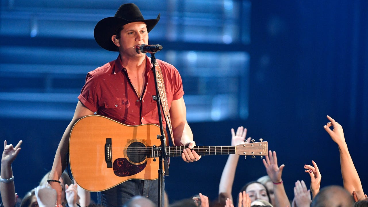 Jon Pardi on working with country stars he grew up listening to