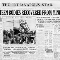 51 killed in 1925 City Coal Mine disaster